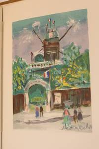 Montmartre vécu par Utrillo