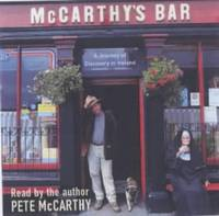 image of McCarthy's Bar: A Journey of Discovery  in Ireland (The Hungry Student)