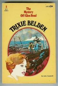 image of Trixie Belden and the Mystery Off Glen Road (Trixie Belden Series #5)