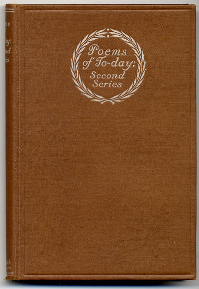 London: Sidgwick & Jackson, 1922. Hardcover. Near Fine. First edition. Owner name and aging else nea...