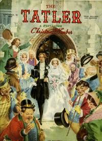 The Tatler & Bystander: Christmas Number November 18th 1954 (Volume CCXIV No. 2784)