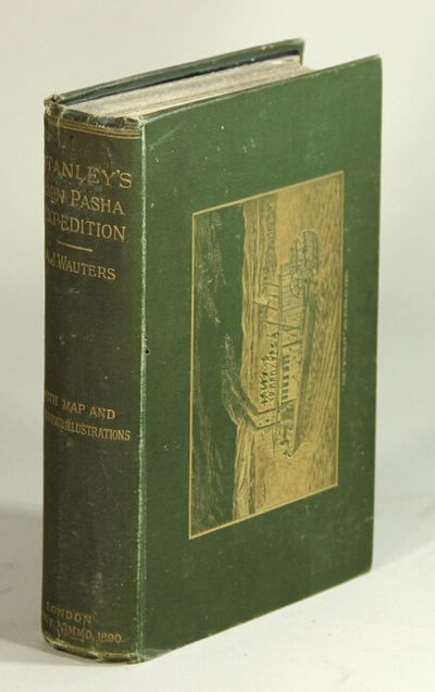 London: John C. Nimmo, 1890. First edition, 8vo, pp. xvii, , 378, ads dated January, 1890; frontispi...