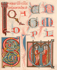 Lessons in the Art of Illuminating.;  A series of examples selected from works in the British Museum, Lambeth Palace Library and the South Kensington Museum