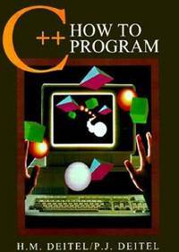 C++: How to Program (2nd Edition)