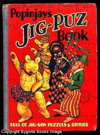 POPINJAY'S JIG-PUZ BOOK. Full of Jig-Saw Puzzles and Stories