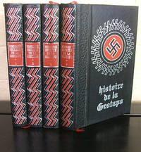 Histoire Secrète De La Gestapo (4 volumes)