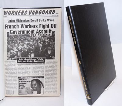 New York: Spartacist Publishing Co, 1996. Hardcover. Various pagination, 11x17 inches, bound volume ...