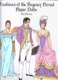 image of Fashions of the Regency Period Paper Dolls