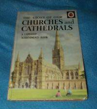 Churches and Cathedrals (Achievements) LADYBIRD 601 SERIES