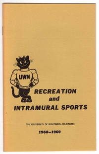 UWM Recreation and Intramural Sports 1968-1969