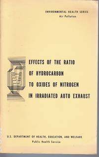 Effects Of The Ratio Of Hydocarbon To Oxides Of Nitrogen In Irradiated Auto Exhaust