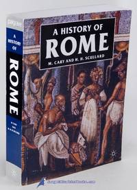A History of Rome Down to the Reign of Constantine: Third Edition by  H. H  M.; SCULLARD - Paperback - [c.1980s-90s] - from Bluebird Books (SKU: 85511)