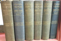 Standard Cyclopedia of Horticulture by L. H. Bailey 1914 Set of 6 Complete