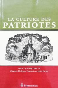image of La culture des Patriotes
