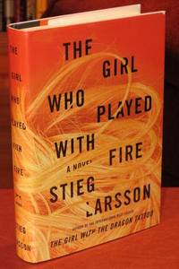 The Girl Who Played With Fire  - Signed