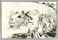 ORIGINAL ART: SCALAWAGONS OF OZ