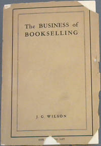 image of The Business of Bookselling