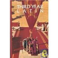 JENNEY'S THIRD YEAR LATIN GRADES 8-12  STUDENT TEXT 1987C