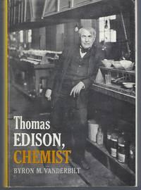 image of Thomas Edison, Chemist