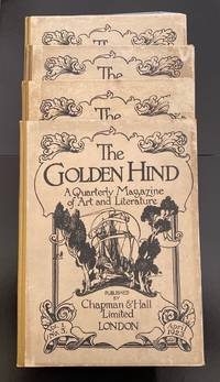 The Complete Series Of 'The Golden Hind, A Quarterly Magazine Of Art And Literature' : The Deluxe Editions Which Are Each Numbered And Signed By Both Clifford Bax & Austin O. Spare : With The Loose Lithographs Signed By The Artists