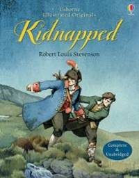 image of Kidnapped (Illustrated Originals)
