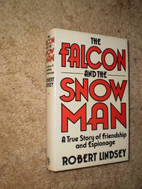 The Falcon and the Snowman  -   First Edition   1980