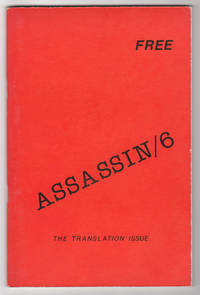Assassin 6 (The Translation Issue, Summer 1979)