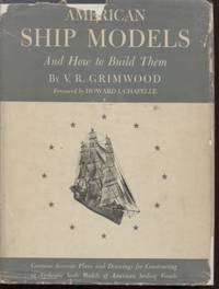 image of American Ship Models and How to Build Them