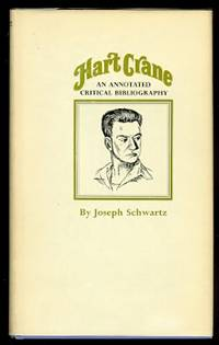 image of HART CRANE:  AN ANNOTATED CRITICAL BIBLIOGRAPHY.