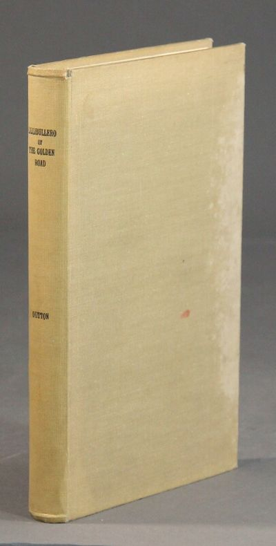 Zanzibar: privately printed, 1947. Third edition, 8vo, pp. xii, 312; double-page map; original cream...