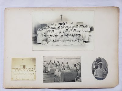 62 W.W.I Photographs of Red Cross...