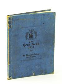 image of The Year Book [Yearbook] - St. Michael's College in the University of Toronto, Silver Jubilee Issue 1934, Volume XXV