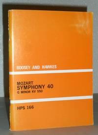Symphony 40, G Minor K.V.550