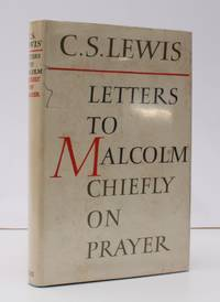 image of Letters to Malcolm: Chiefly on Prayer.  BRIGHT, CLEAN COPY IN UNCLIPPED DUSTWRAPPER