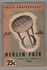 Berlin Fair: 100th Anniversary, 1955