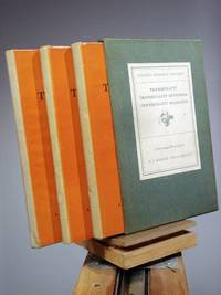 Tranquility; Tranquility Revisited; AND Tranquility Regained [3-volume set]