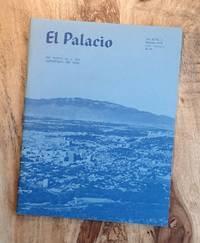 EL PALACIO : MAGAZINE OF THE MUSEUM OF NEW MEXICO : Volume  82, No 2, Summer 1976