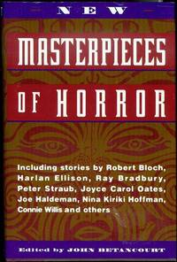 image of New Masterpieces of Horror