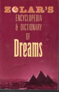image of Zolar's Encyclopedia And Dictionary Of Dreams