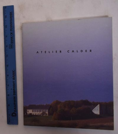 Orleans: Atelier Calder, 1993. Softcover. VG. Light blue illustrated wraps with black lettering on f...