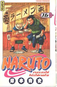 image of Naruto  tome 16