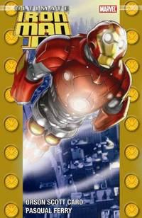 Ultimate Iron Man II TPB