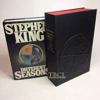 image of DIFFERENT SEASONS  [Collector's Custom Clamshell case only - Not a book]
