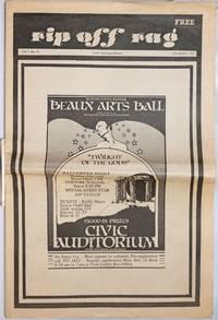 image of Rip Off Rag: San Francisco's camp newspaper, vol. 2, no. 14, November 1977