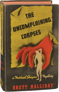 image of The Uncomplaining Corpse (First Edition)