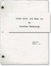 image of Die Hard with a Vengeance [Simon Says: Die Hard III] (Original screenplay for the 1995 film)