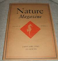 image of Nature Magazine for January 1941