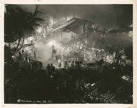 image of Only Angels have Wings (Collection of four original keybook set design photographs from the 1939 film)