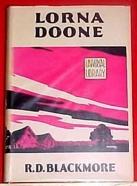 image of LORNA DOONE- A Romance of Exmoor