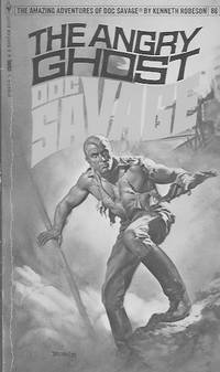 Doc Savage: the Angry Ghost